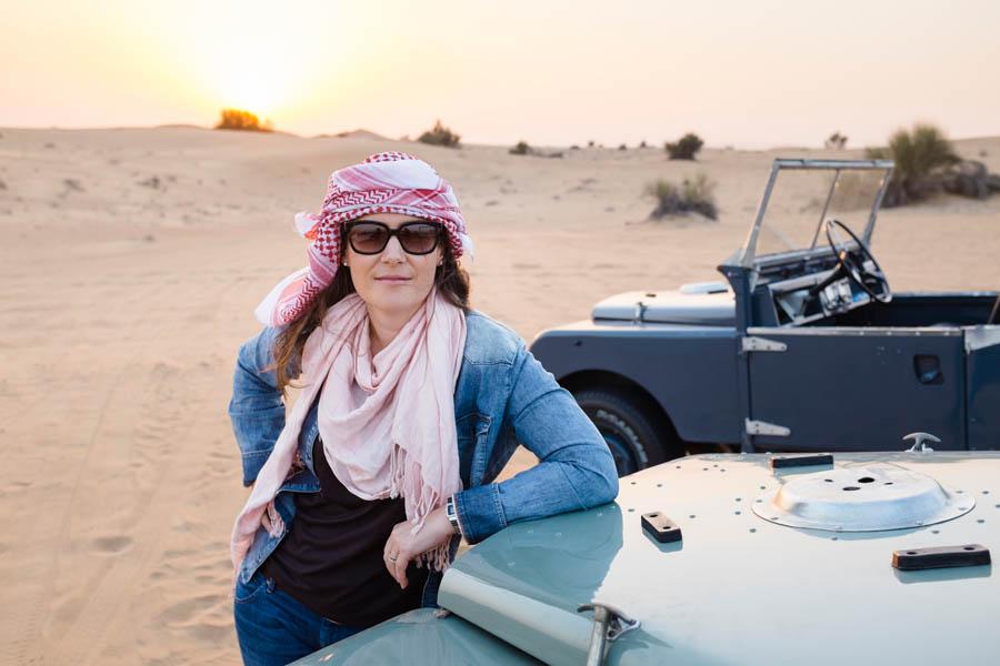Megan Dubai