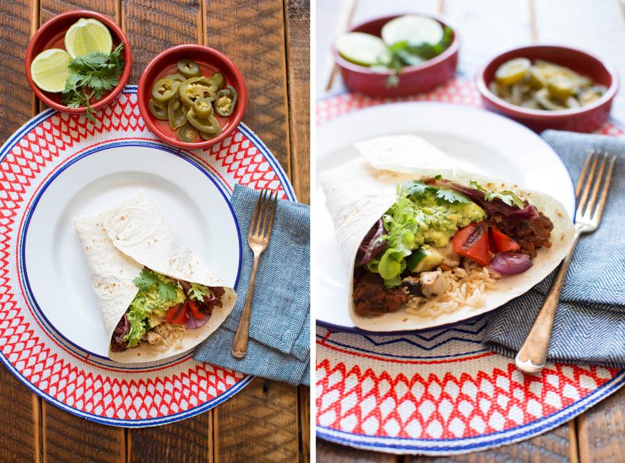 veggie burrito 5