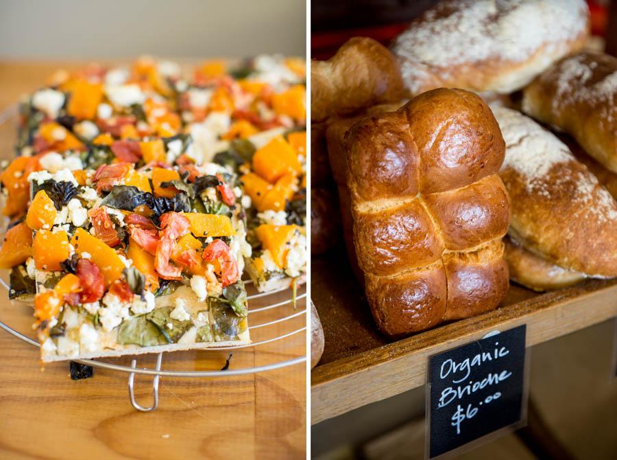 Racine Bakery, Orange