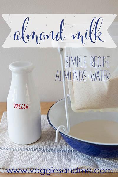 almond milk 600X400