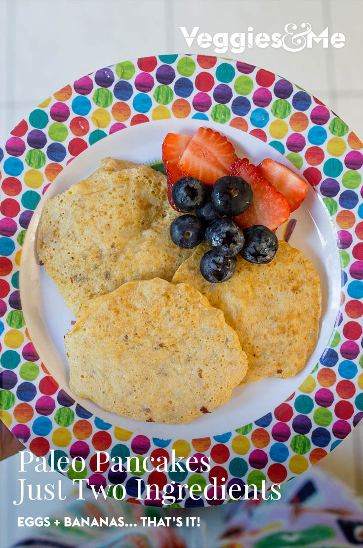 BASIC PALEO PANCAKES RECIPE