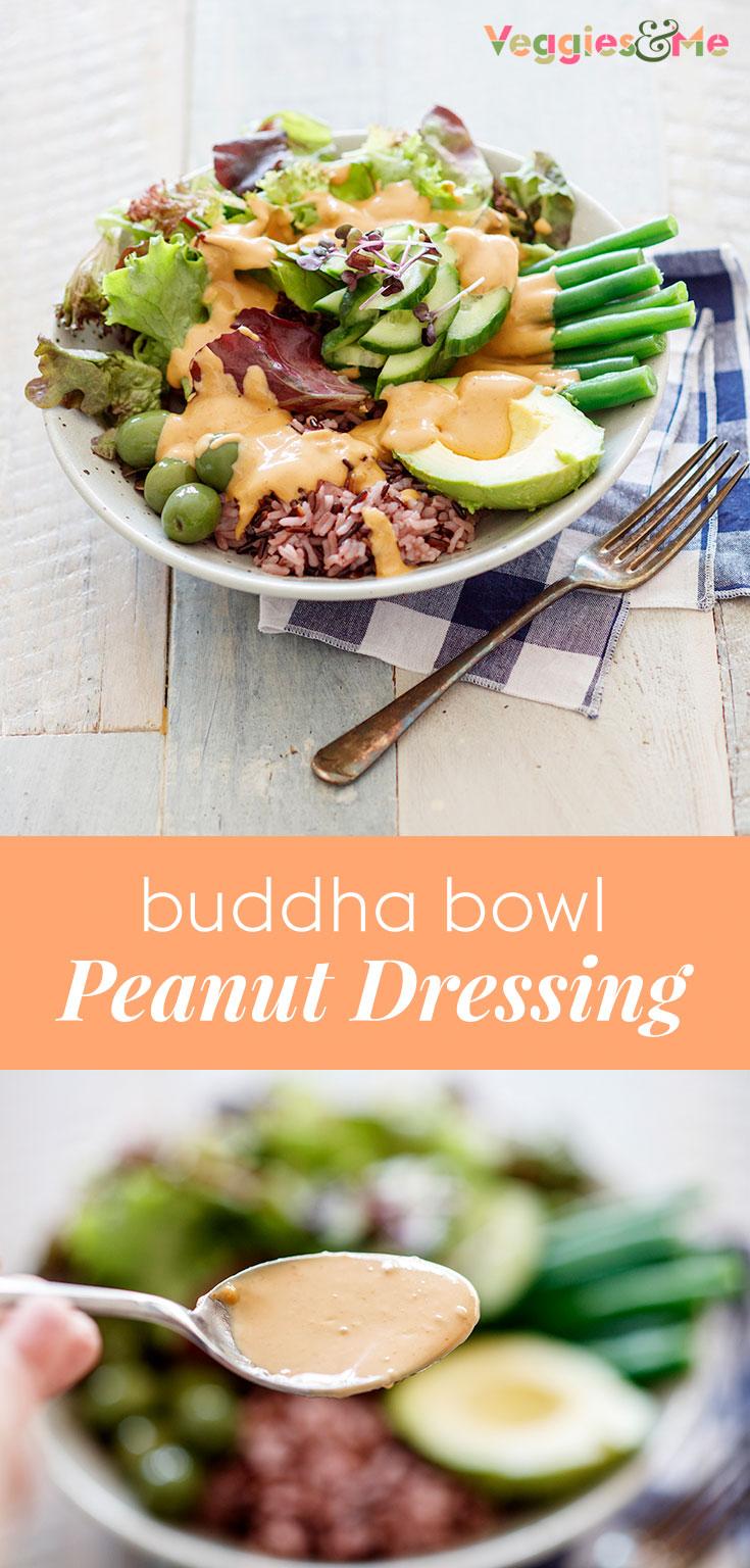 Buddha Bowl Peanut Dressing