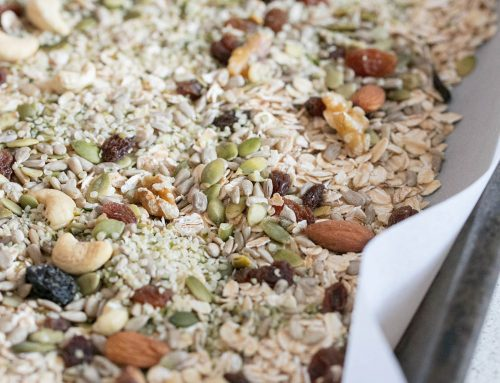 Hemp Toasted Muesli